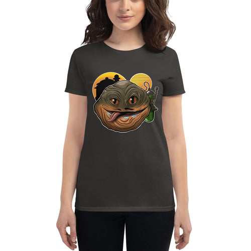 Women's short sleeve Jabba t-shirt