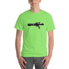 Load image into Gallery viewer, Mens Short-Sleeve E-11 Blaster Rifle T-Shirt