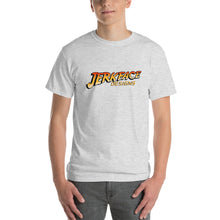 Load image into Gallery viewer, Mens Short-Sleeve Jerkface Designs T-Shirt