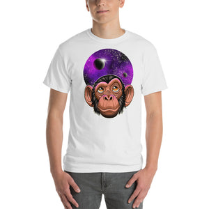 Mens Short-Sleeve Space Chimp T-Shirt