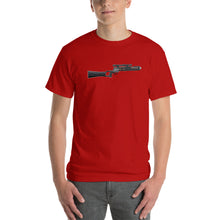 Load image into Gallery viewer, Mens Short Sleeve EE-3 Rifle T-Shirt