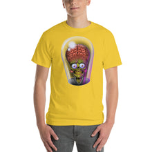 Load image into Gallery viewer, Mens Short-Sleeve Mars Attacks! Alien T-Shirt