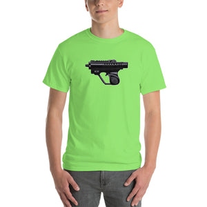 Mens Short Sleeve  EC-17 Blaster T-Shirt