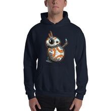 Load image into Gallery viewer, Unisex BB-8 Hoodie