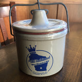 The Old Fashioned Cheese Crock