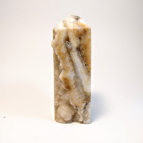 Large Druzy Tower