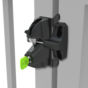 LokkLatch® 3 Plus gate latch is latest improvement in D&D's LokkLatch line