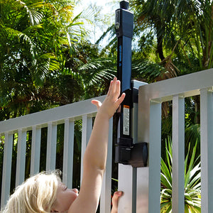 Safety In Paradise – Sometimes a fence is more than just a boundary, it's a lifesaver.