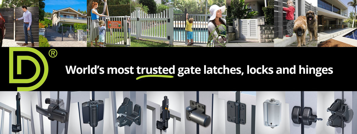 D&D Technologies US - World's most trusted gate hardware