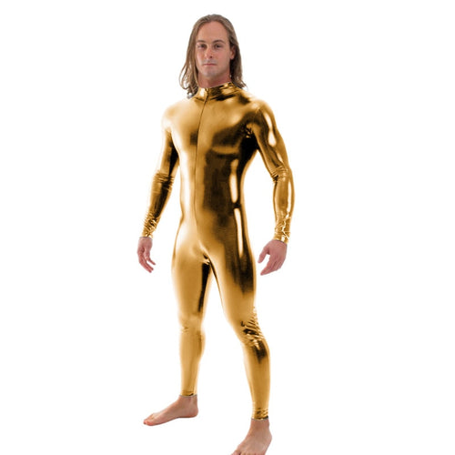 Gold Doof Suit