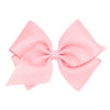 Light Pink Grosgrain Bow