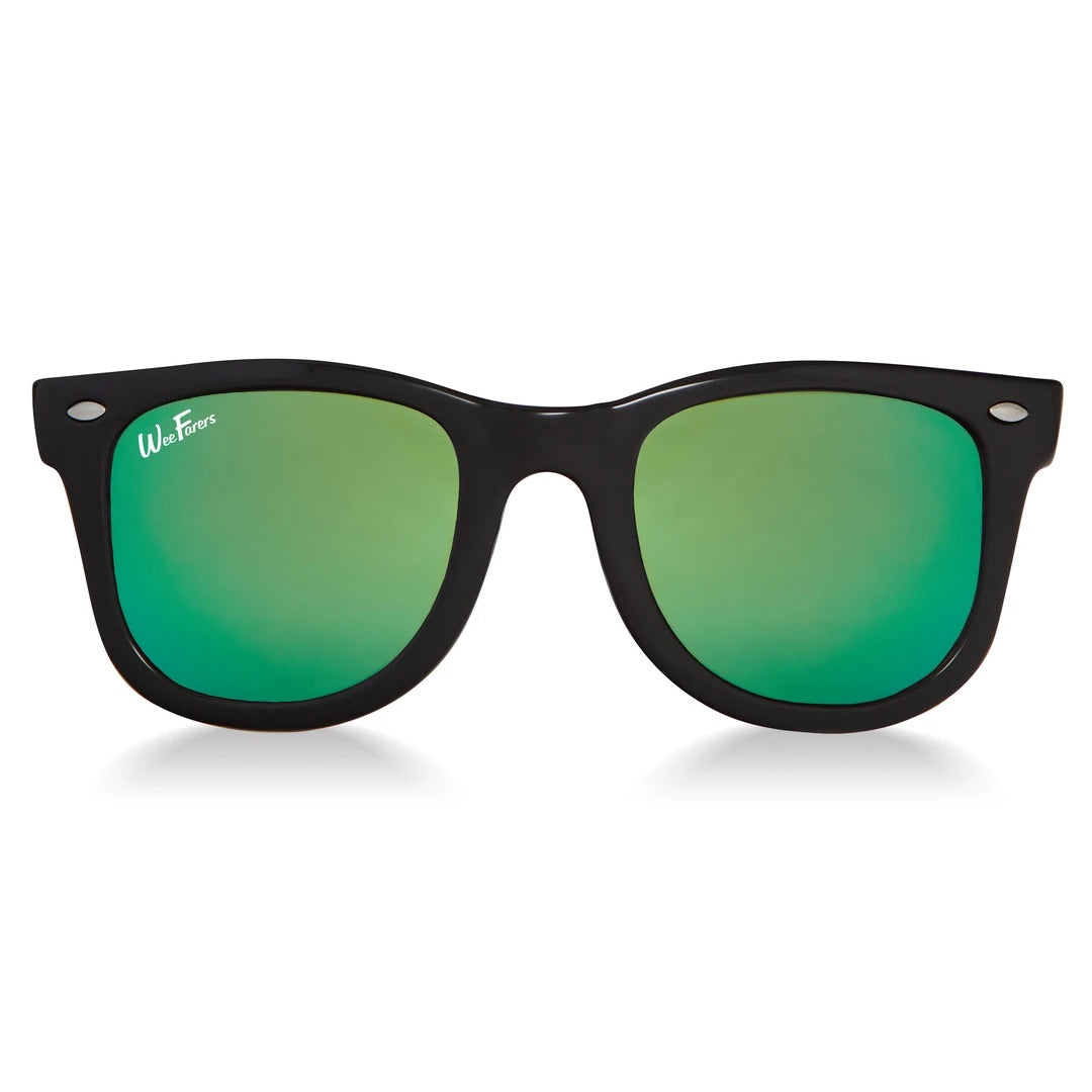 Polarized Weefarers - Black/Sea Green
