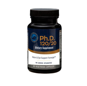 Ph.D. 120/20 Eye Support
