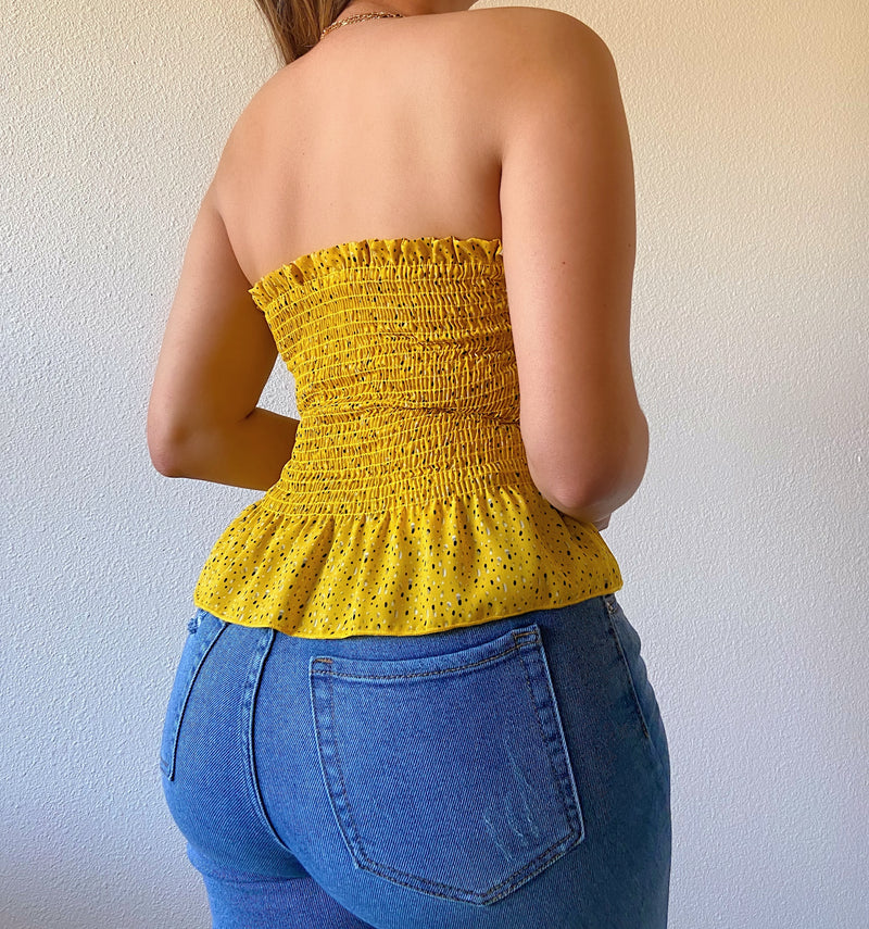 Fern top (yellow)