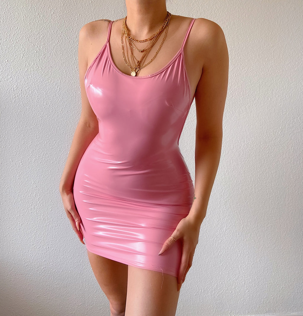 Hayden dress (pink)
