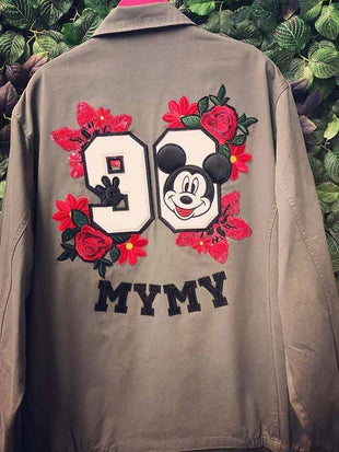 Mickey Brief Jacke