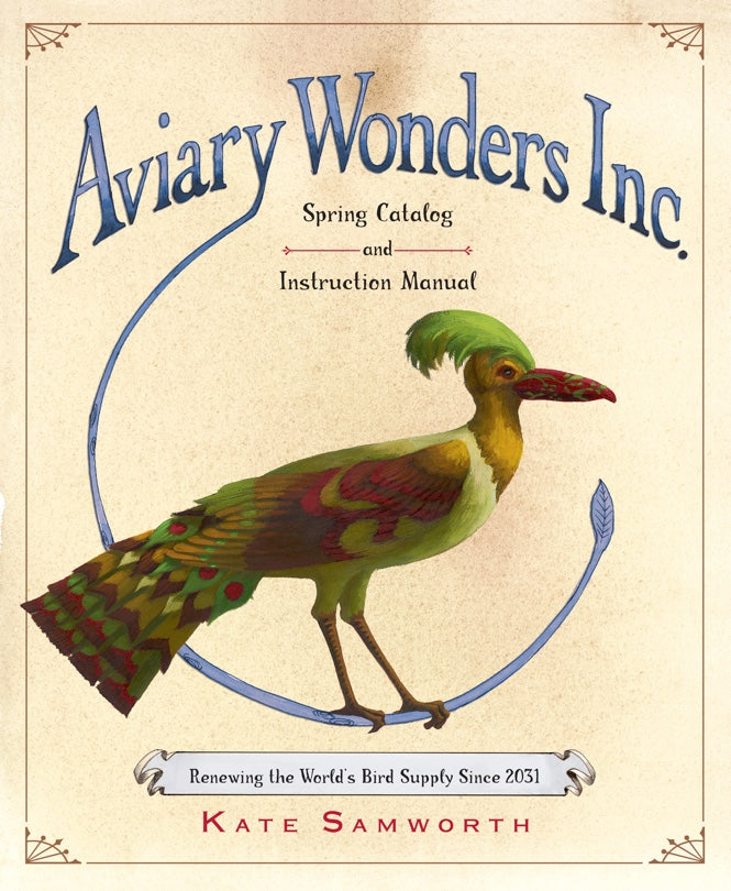 Aviary Wonders Inc. (signed)
