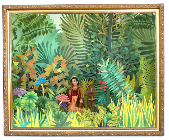 Frida in Rousseau's Dream