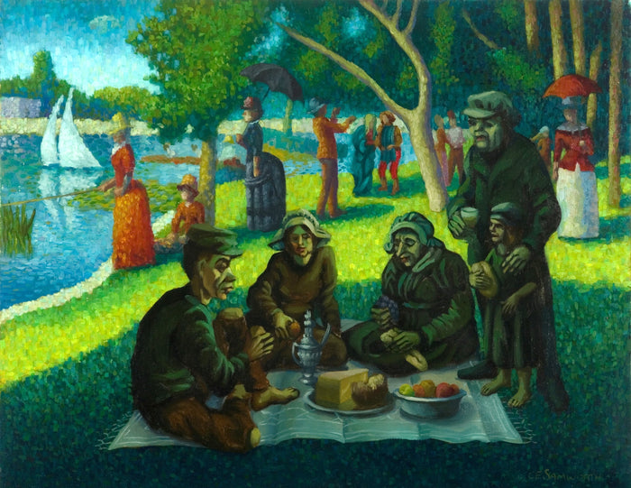 Potato Eaters' Picnic