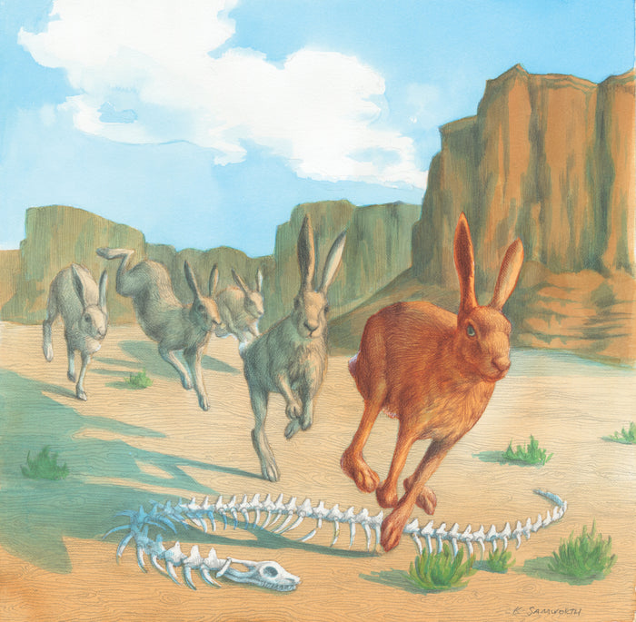 Red Hare album art