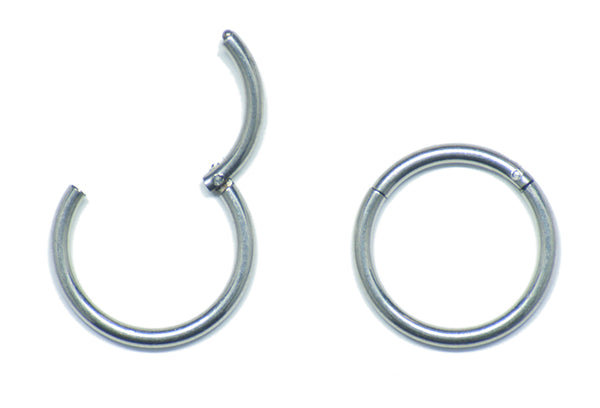 Hinged Segment Ring - Stainless Steel