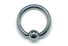Ball Closure Ring - Stainless Steel