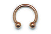 Circular Barbell - Rose Gold PVD