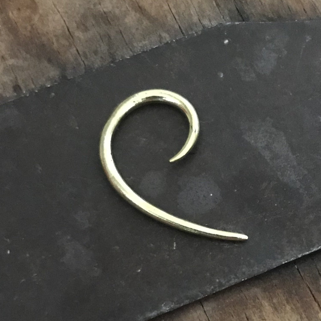 Brass Mini Hook