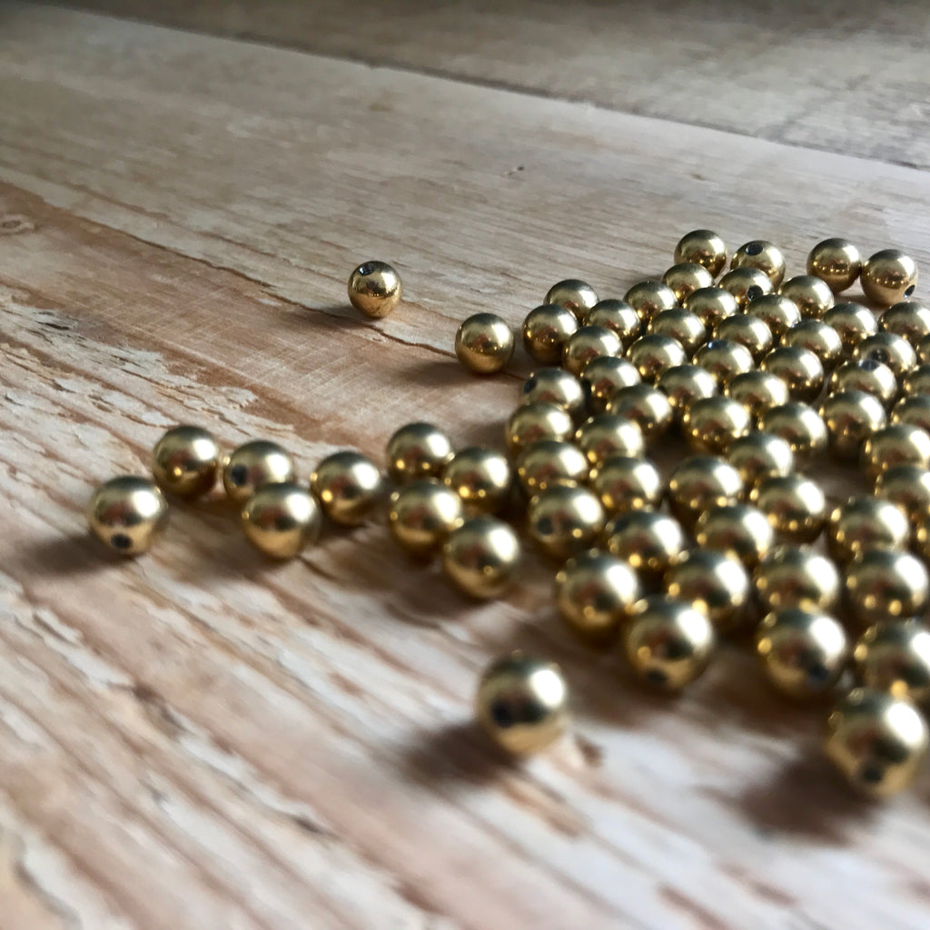 Spare Ball - Gold PVD