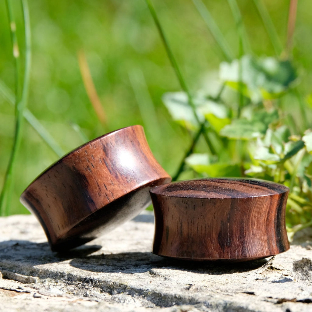 Wooden Plug - Narra Wood