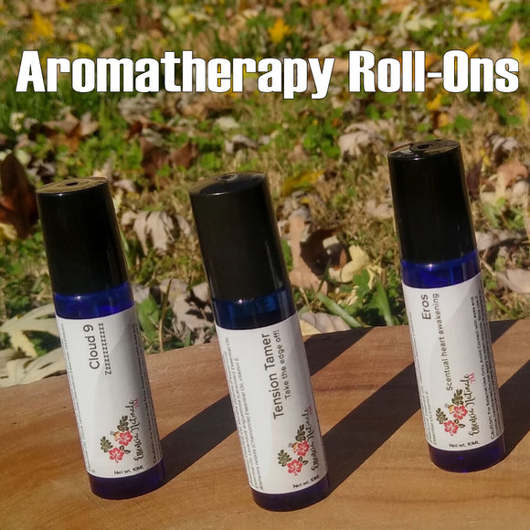 4 - Aromatherapy Roll-Ons