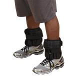 10 Lb Adjustable Ankle Weights - Pair