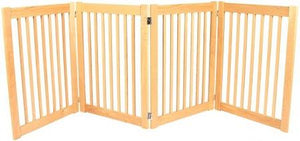 Legacy 4 Panel Outdoor Pet Gate