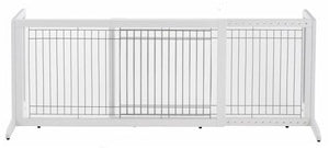 Large Cool Breeze Freestanding Pet Gate