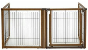 4 Panel Convertible Elite Pet Gate