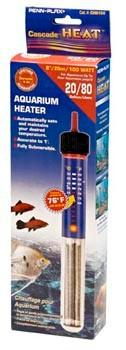 Cascade 100 Watt Submersible Aquarium Heater