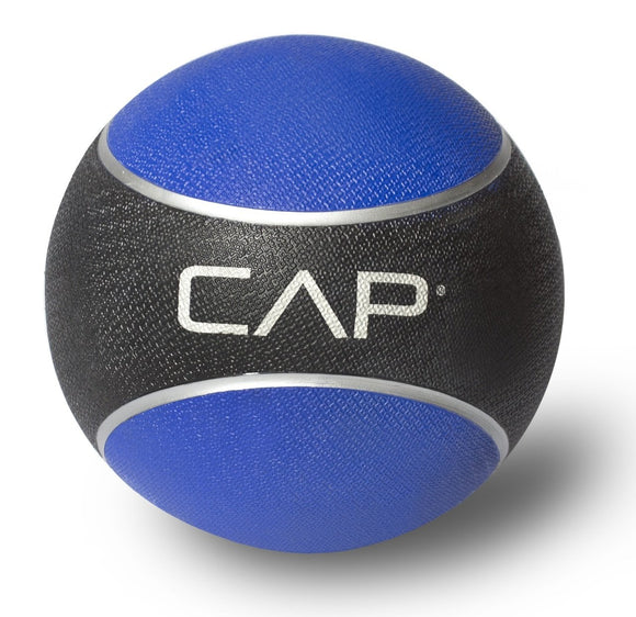 Rubber Medicine Ball - 6 Lb