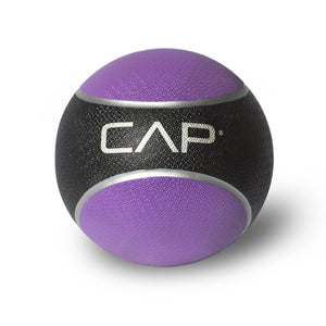 Rubber Medicine Ball - 4 Lb