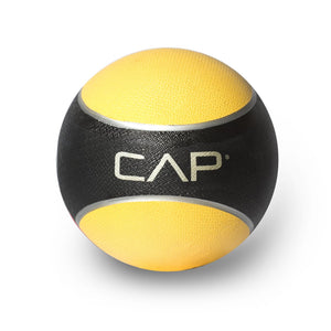 Rubber Medicine Ball - 8 Lb