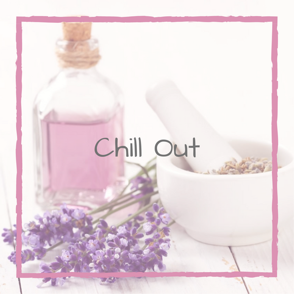 Chill Out - For Stress Relief Therapeutic Oil