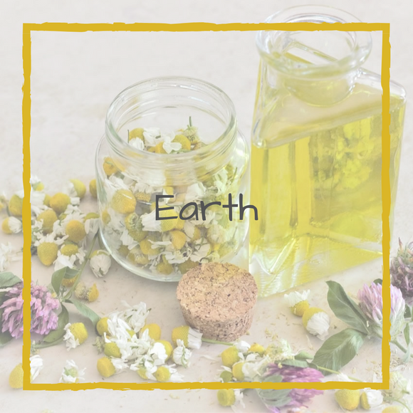 Earth Massage Oil