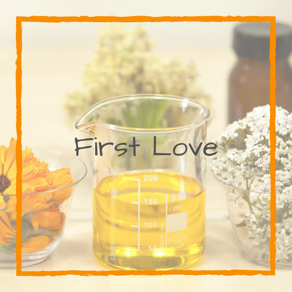 First Love Essential Oil Blend