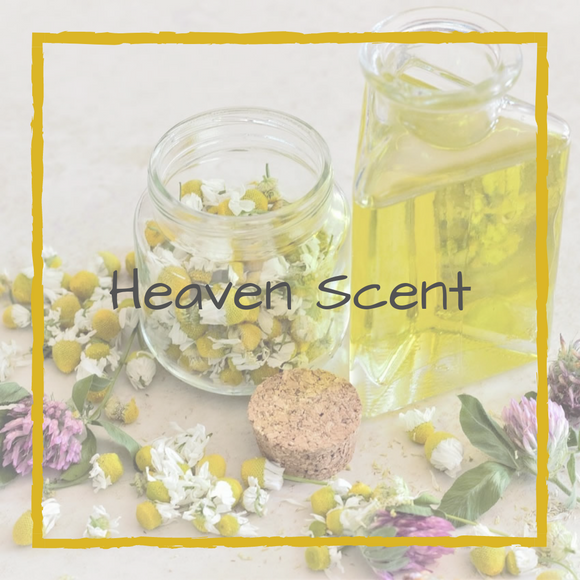 Heaven Scent Massage Oil