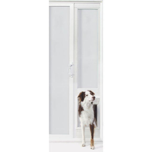 VIP Vinyl Insulated Pet Patio Door - Extra Large/76 3/4
