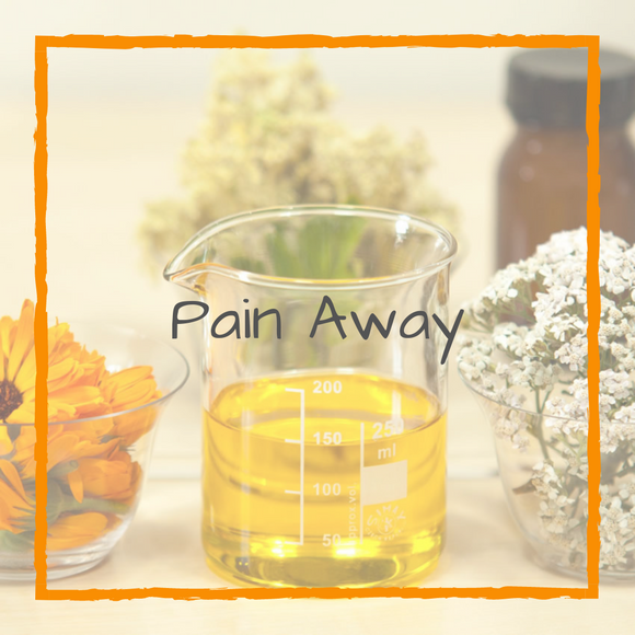 Pain Away Essential Oil Blend