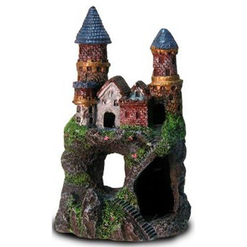 Enchanted Castle Aquarium Decoration