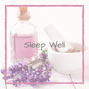 Sleep Well - For Insomnia Relief Therapeutic Oil