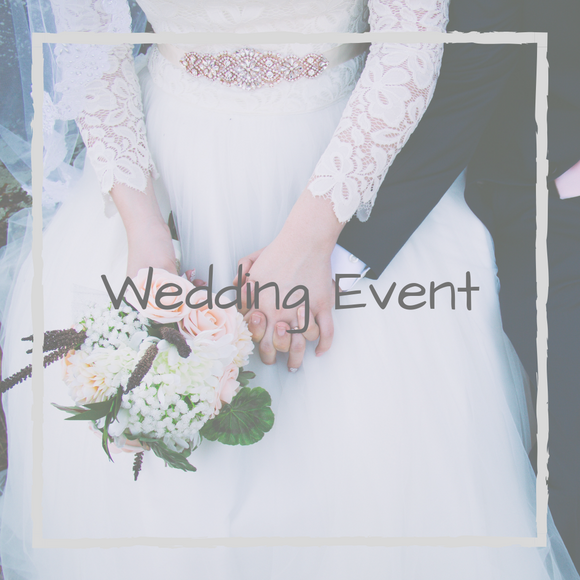 Wedding Event Essential Oil Blend