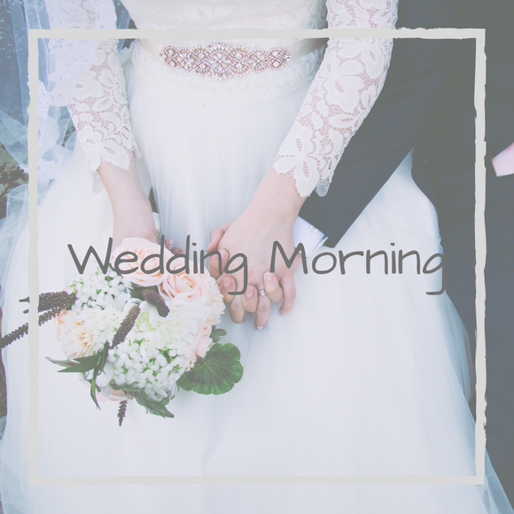 Wedding Morning Essential Oil Blend