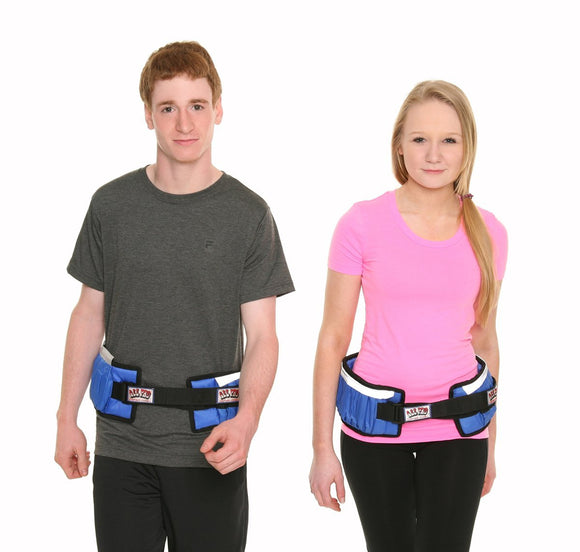 Adjustable Weighted Belt 10 lb.